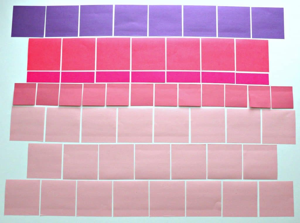 pink-ombre-post-it-notes