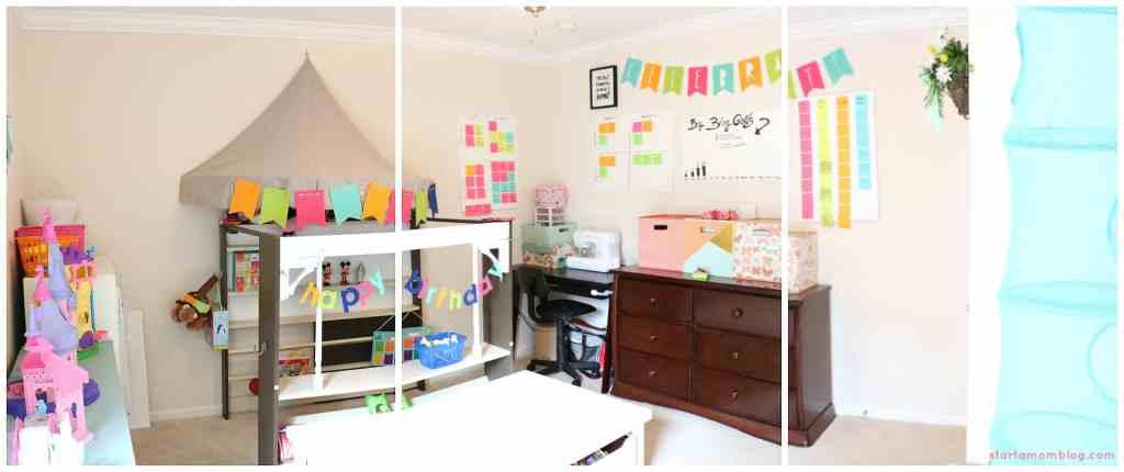Blog Vision Goals Mission Board www.startamomblog.com