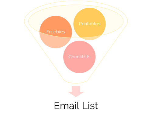 freebies to email list