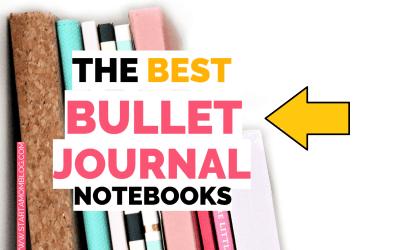 The Best Bullet Journal Notebooks