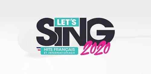 test let's sing 2020
