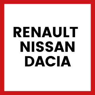RENAULT NISSAN DACIA