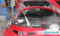 Πλύσιμο και γυάλισμα αυτοκινήτου