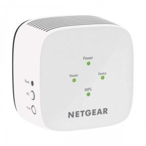 Netgear EX6110 UNIVERSAL AC1200 Mbps Dual Band WiFi RANGE EXTENDER
