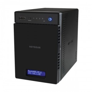 Netgear RN21400 READYNAS 4-BAY DESKTOP STORAGE