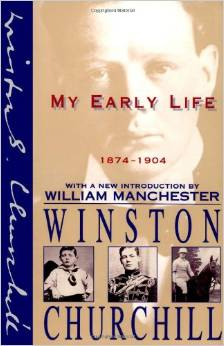 my early life winston churchill book