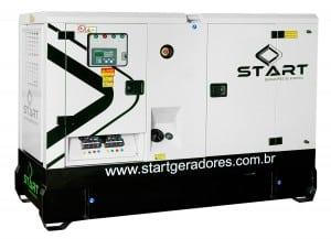 Grupo Gerador de Energia 50kva - motor diesel