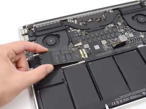 MacBook Pro Retina SSD Upgrade