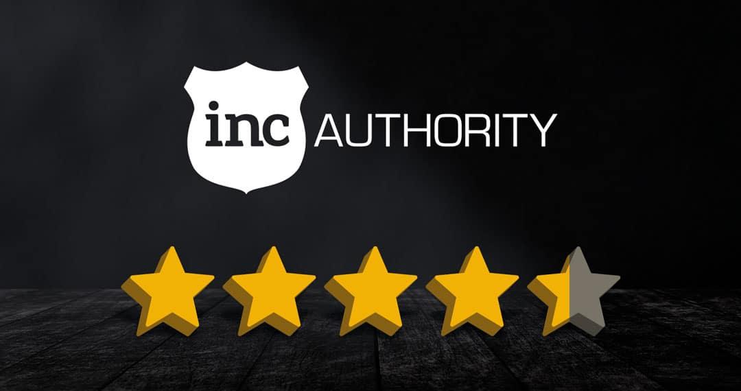 IncAuthority Review