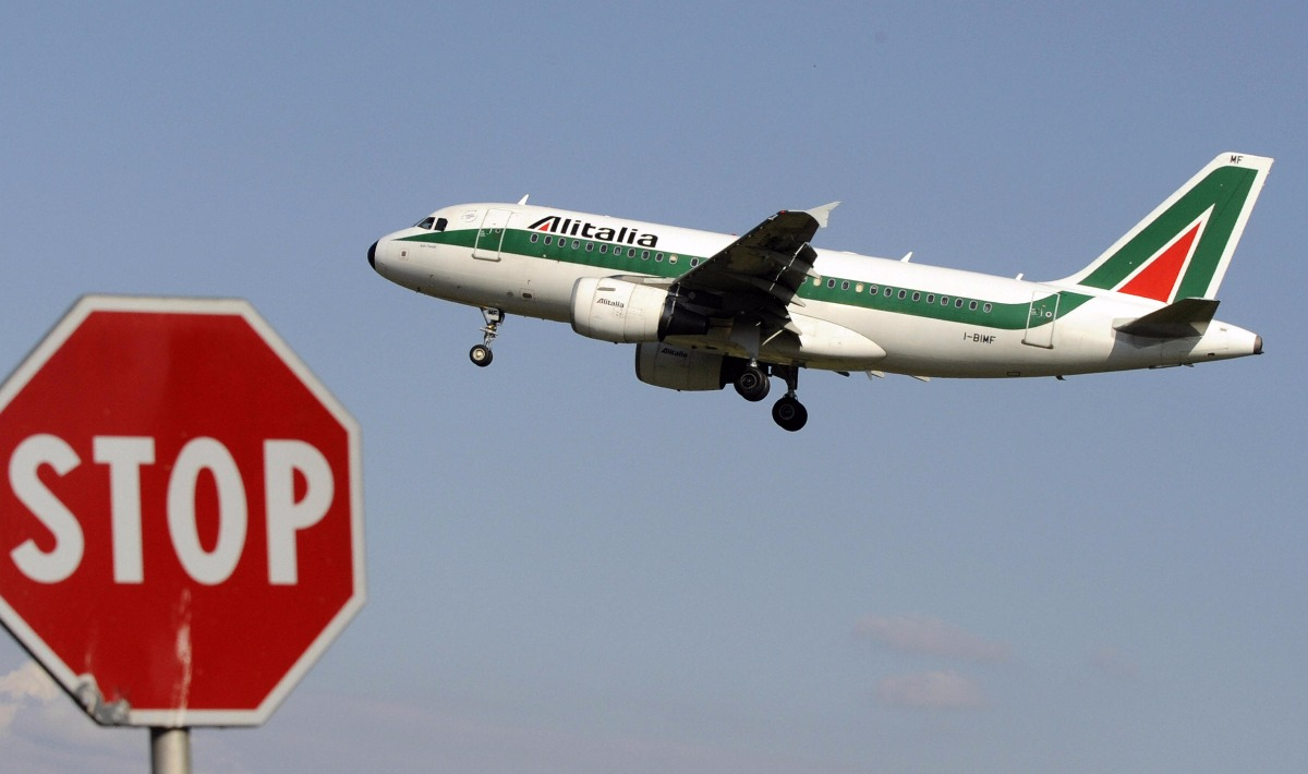 意大利航空之後的Ita?一場鬧劇。在這裡,因為