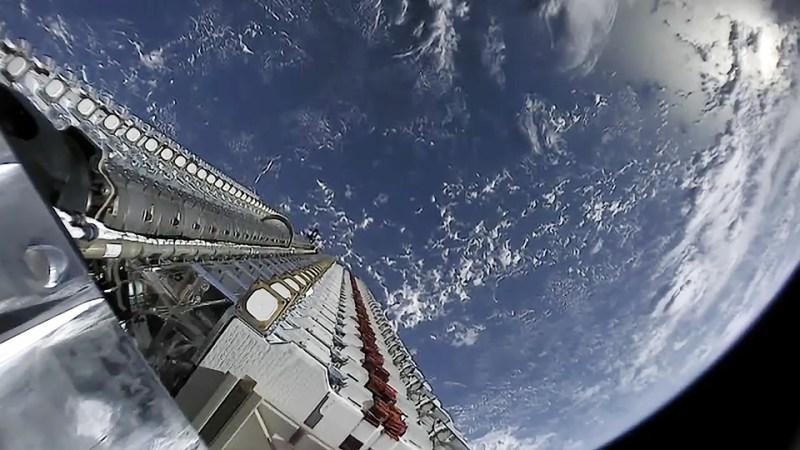 SpaceX выбирает центры обработки данных Google для облака Starlink