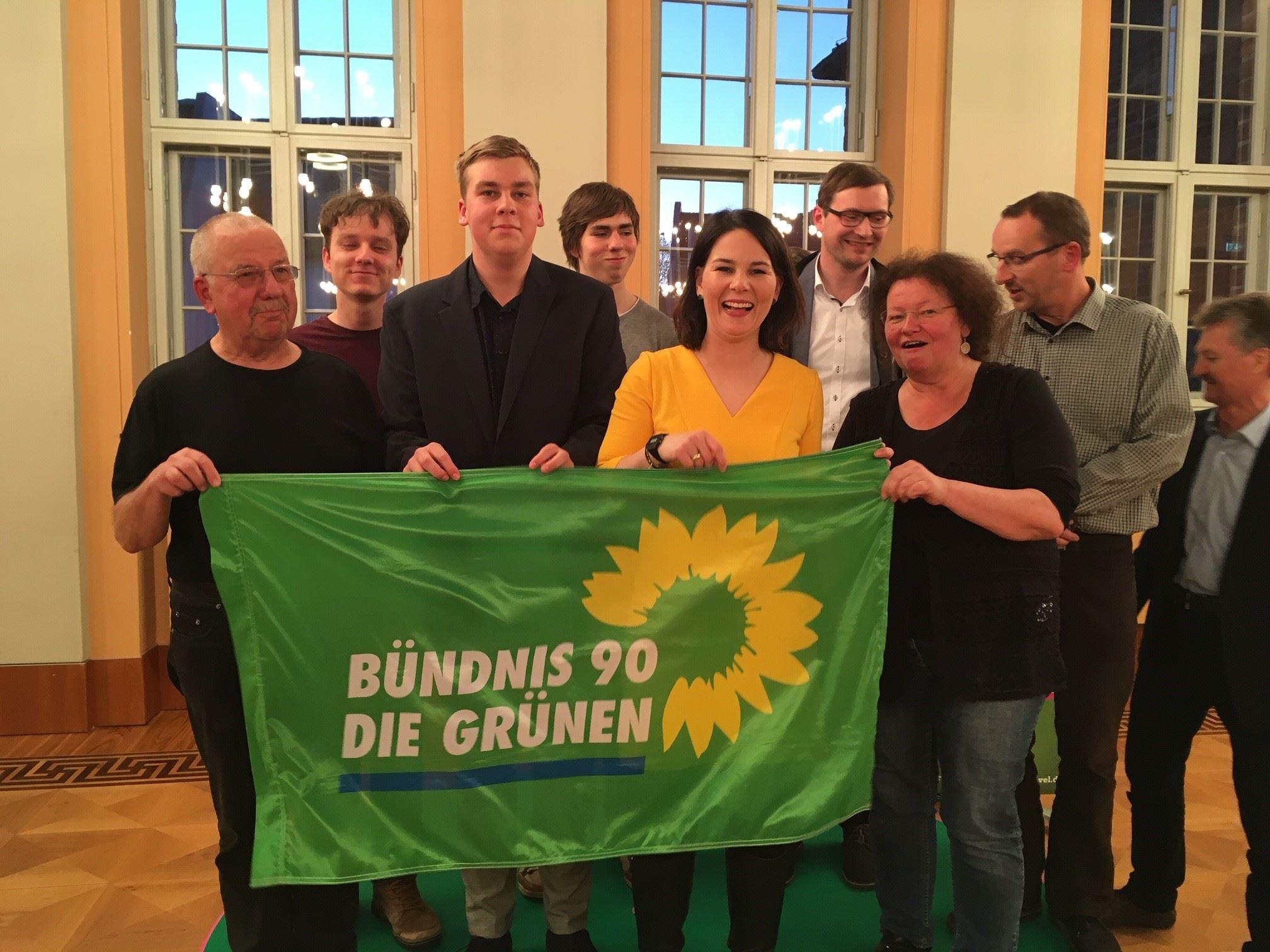 德國綠黨是否在反緊縮政策中紮根美國?