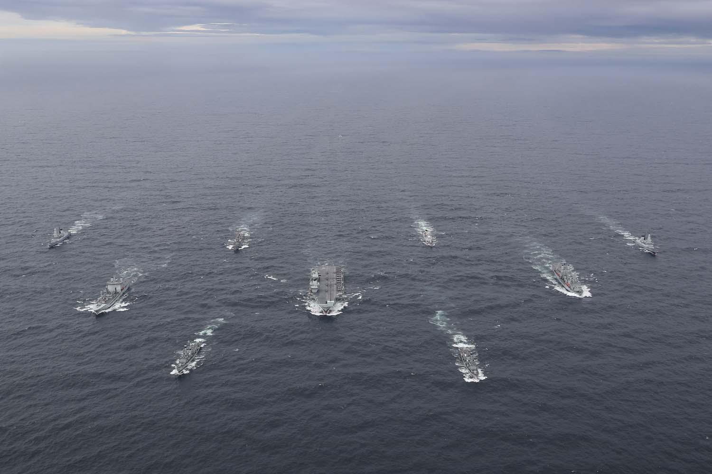 皇家海軍 Fortis 海軍戰役的所有景點