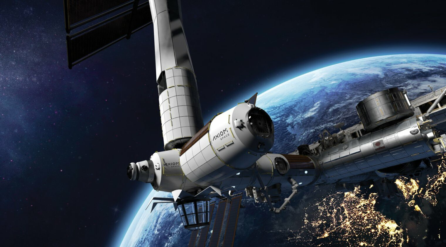 Thales Alenia Space 將為 Axiom 空間站做些什麼
