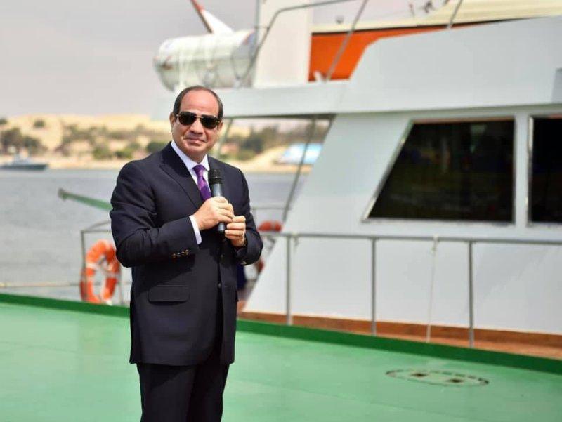 Все морские синергии между Египтом и Германией