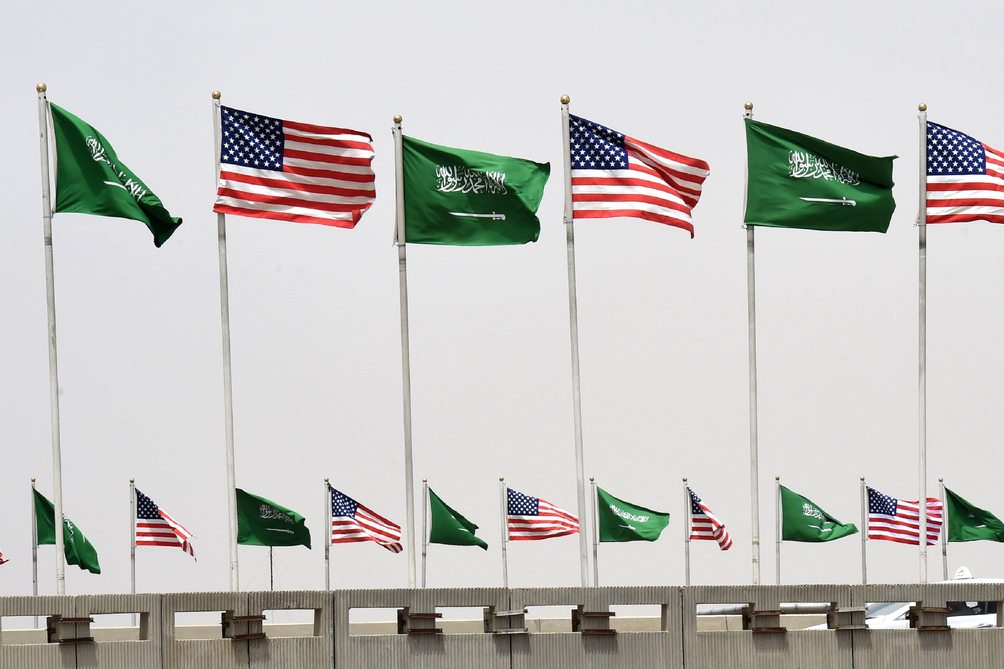 因為美國和沙特阿拉伯仍然是朋友和盟友