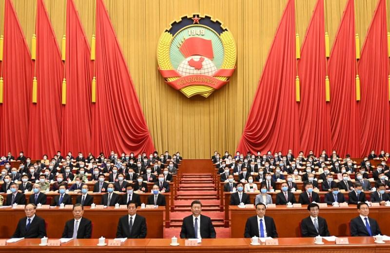 Потому что движение Китая в Гонконге также влияет на США и ЕС
