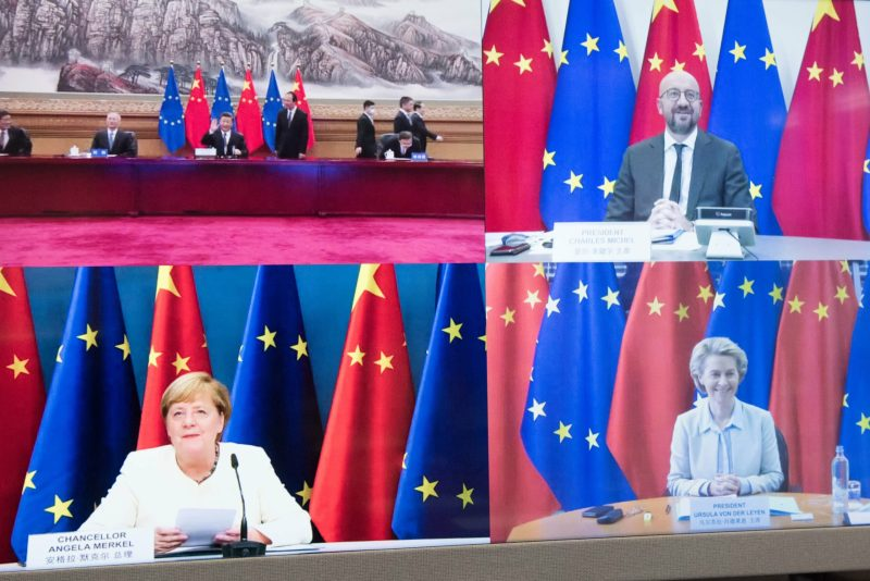 How and why the EU haggles with China