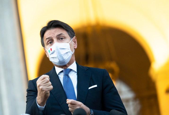 Ich erzähle Ihnen von der Schuld der Conte-Regierung für das Virus