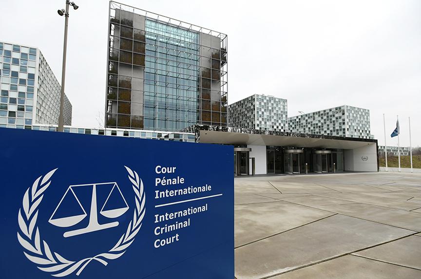 我給你講講國際刑事法院的案子