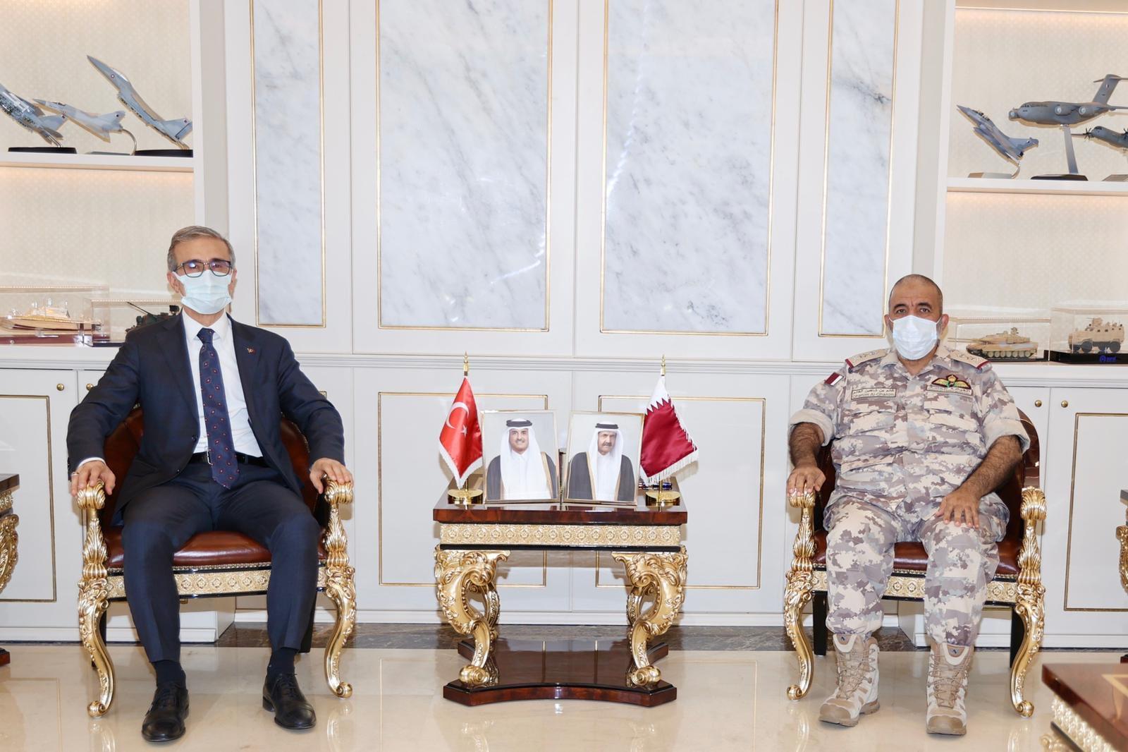 這是土耳其和卡塔爾之間的最新軍事協同增效