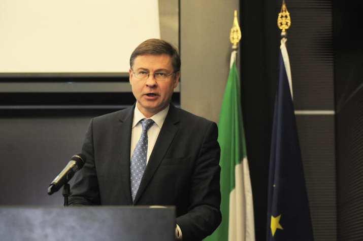 Ποιος είναι πραγματικά ο Valdis Dombrovskis