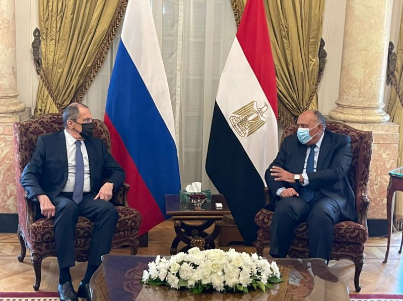 All the synergies between Egypt and Russia
