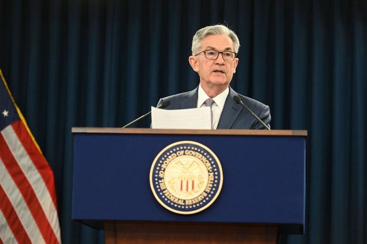 The Fed, Powell και ο υπέροχος μάγος του Οζ
