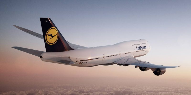 Because a capital increase will take off in Lufthansa