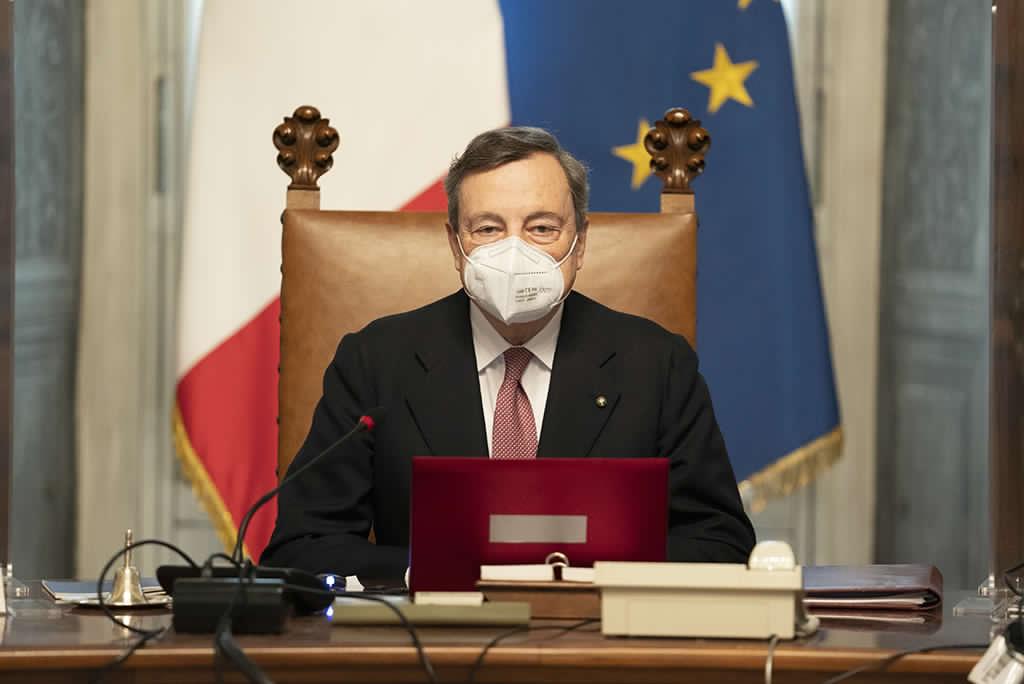 馬里奧·德拉吉(Mario Draghi):一無十萬
