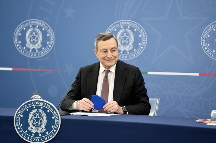Pourquoi Draghi sur le Green pass ne m'a pas convaincu