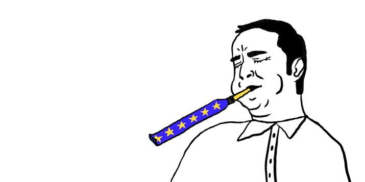 Η εκκωφαντική σιωπή της εξωτερικής πολιτικής της Ευρωπαϊκής Ένωσης