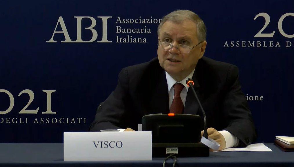 我會告訴你 Visco 對 ABI 銀行家的竊竊私語