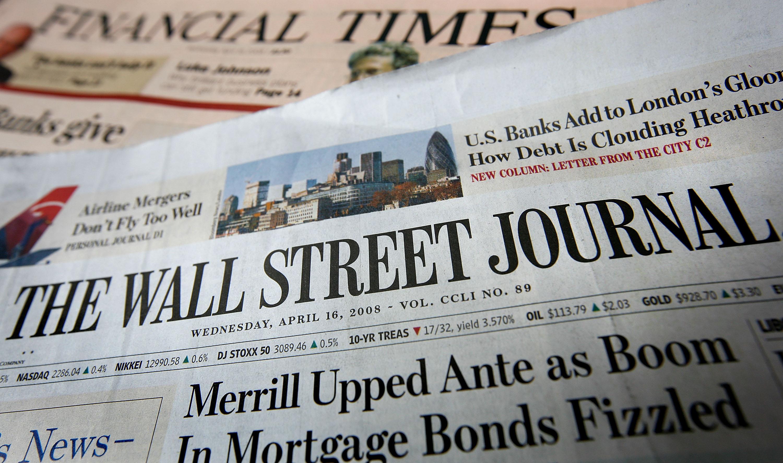 為什麼《華爾街日報》嘲笑全球最低稅率