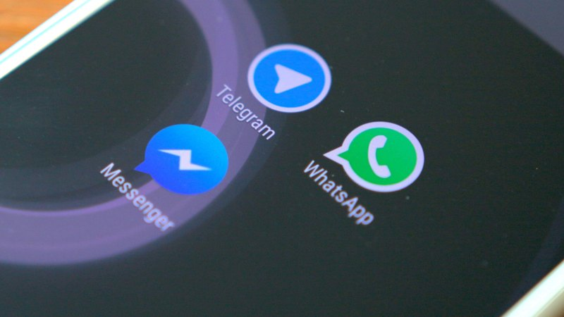 WhatsApp, Messenger, Signal and Telegram. Who wins the privacy contest?