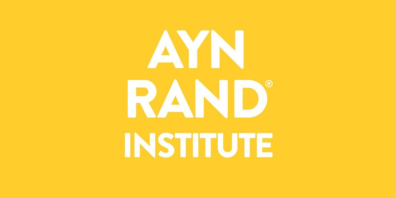 Surprise Ayn Rand Institute: anti-statists turn to state aid