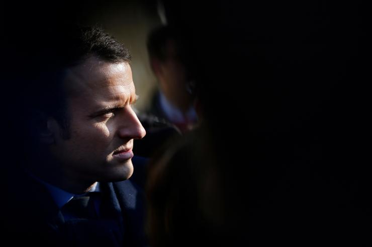 因為法國在薩赫勒地區的選擇失敗了