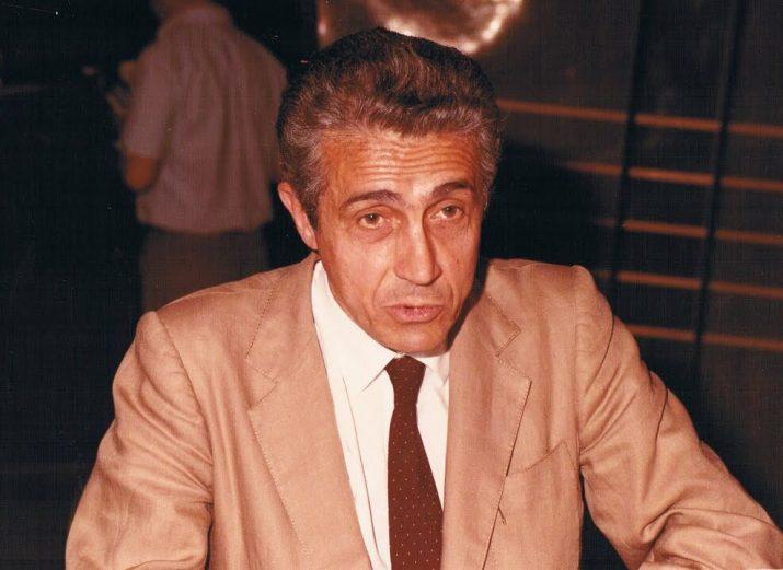 Je vais vous parler de la théorie et de la pratique de mon professeur Gino Giugni. Signé : Cazzola