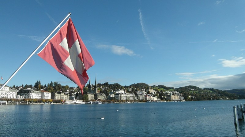 I'll tell you about the noise in Switzerland about well-being and multinationals