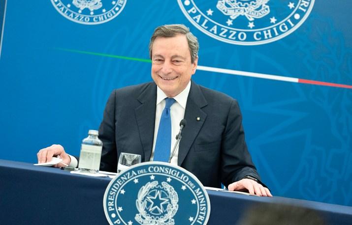 Cómo la Italia de Draghi se ha convertido en un