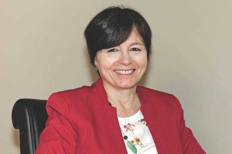 Мария Кьяра Карроцца, новый президент КПР
