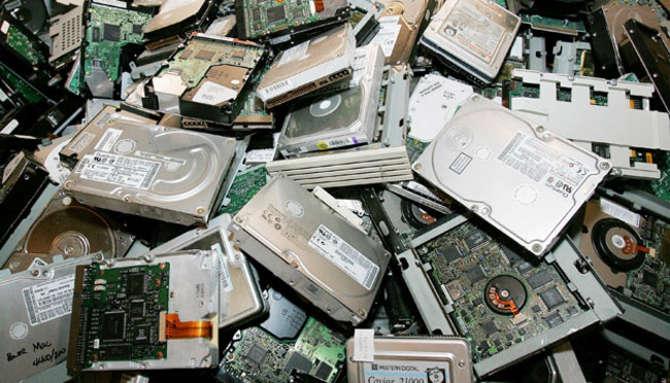 因為反壟斷調查公司處理廢棄電器設備