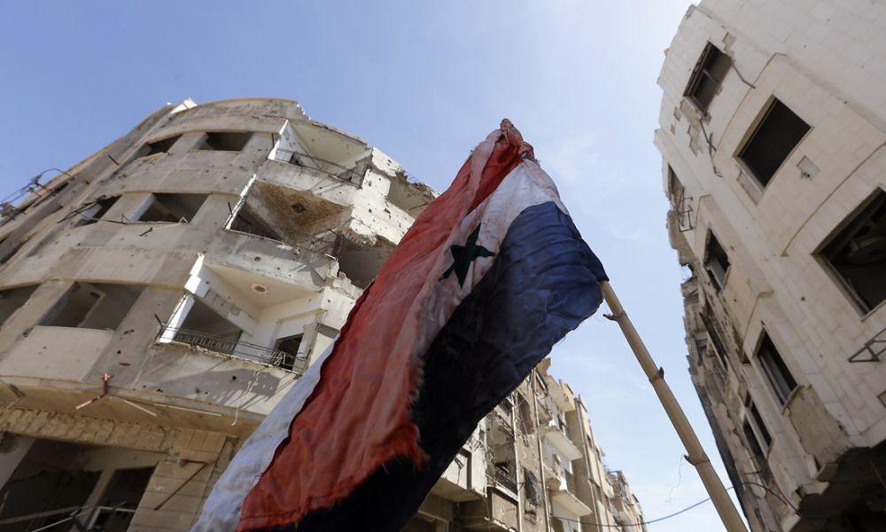 美國如何在敘利亞刺激土耳其