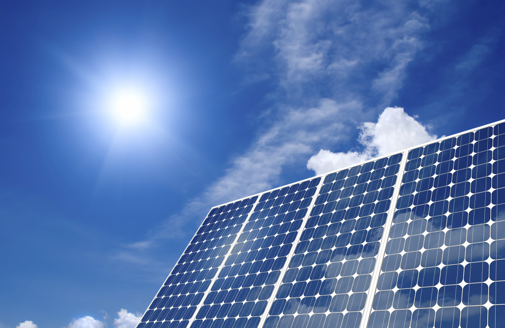 拜登關於中國太陽能電池板的困境