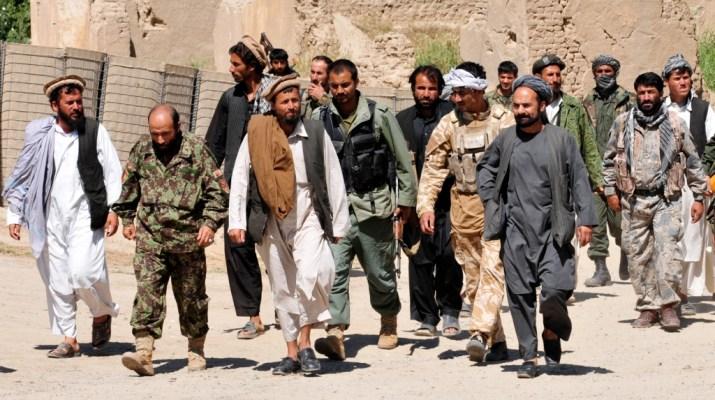 C'est ainsi que la CIA a mené la guerre irrégulière contre les talibans