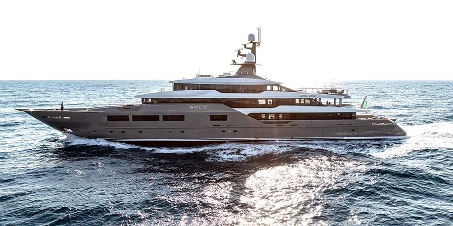 關於熱那亞大型遊艇公司Tankoa的所有信息(例如Carlo De Benedetti剛剛購買的公司)