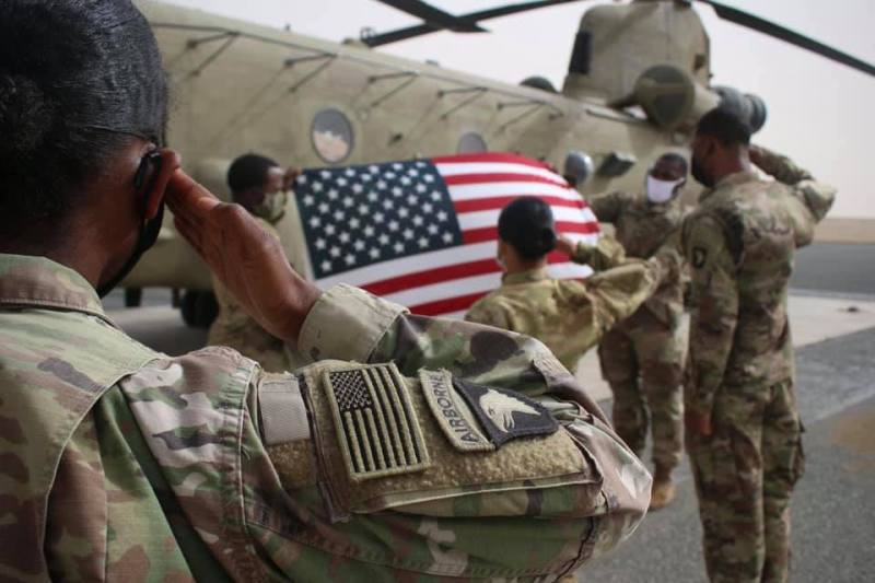 What does the withdrawal of US troops from Afghanistan mean?