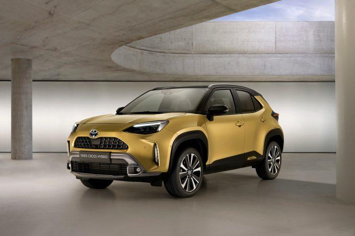 Pas seulement Yaris Cross, tous les plans hybrides et électriques de Toyota