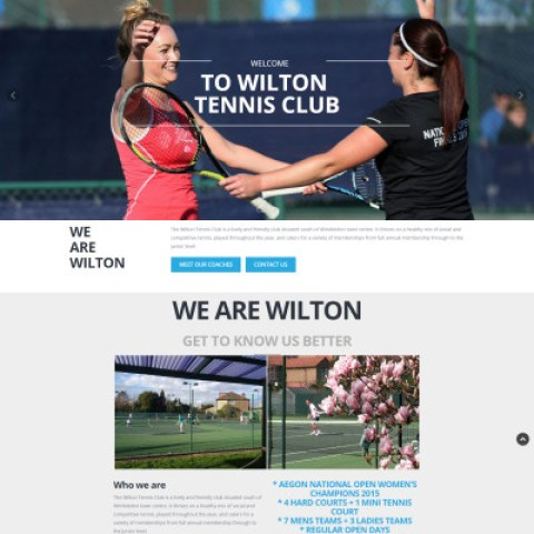 Wilton Tennis Club