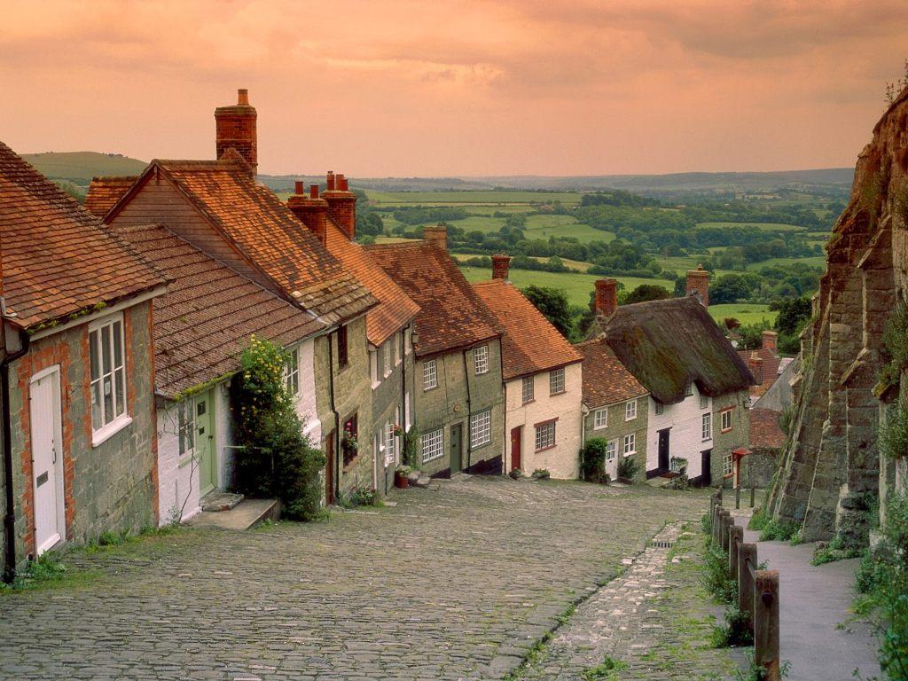 Englishvillage